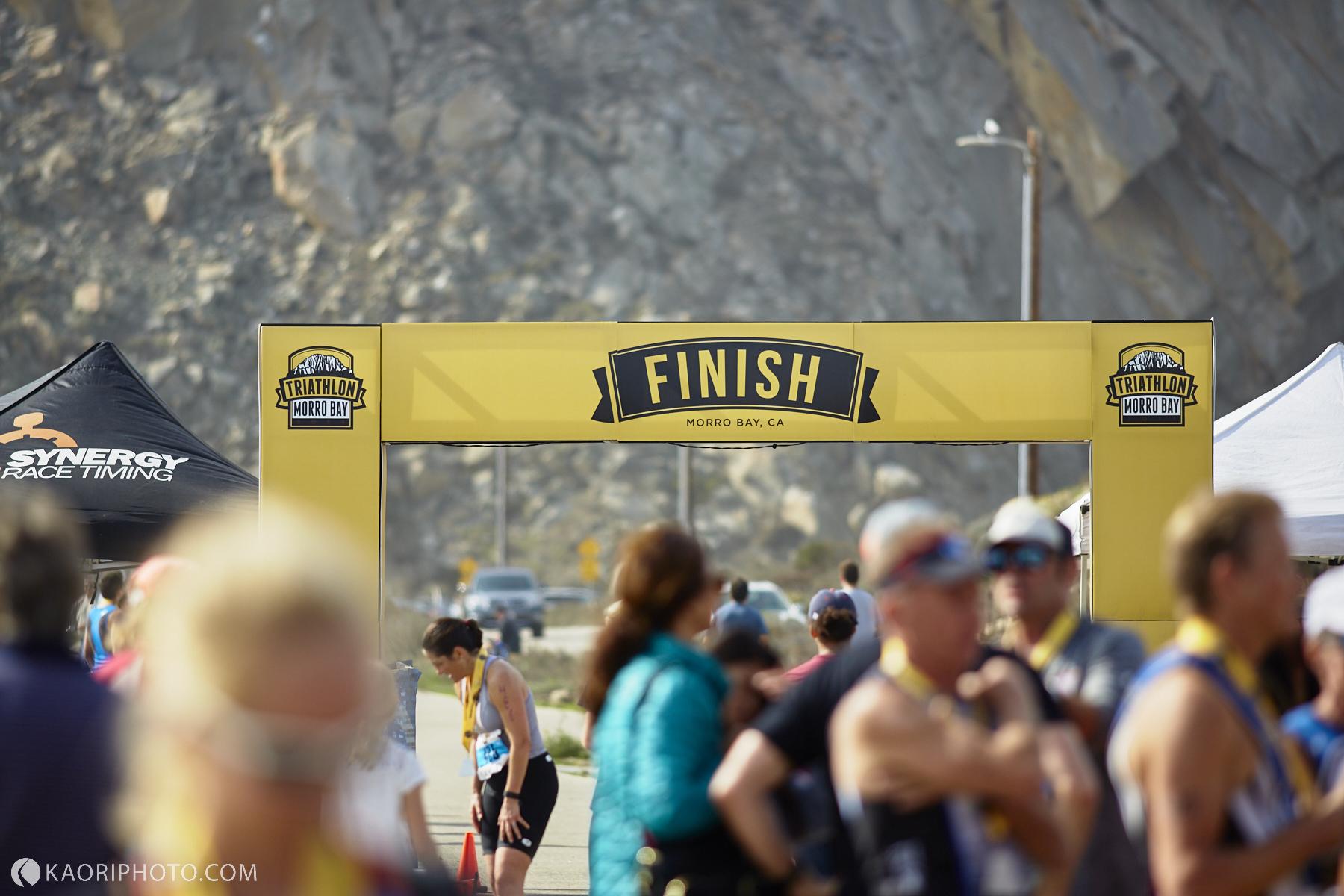 RESULTS/PHOTOS - Morro Bay Tri - California Fall Triathlon