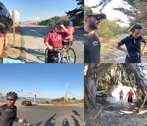 2019 Morro Bay Tri race clinics